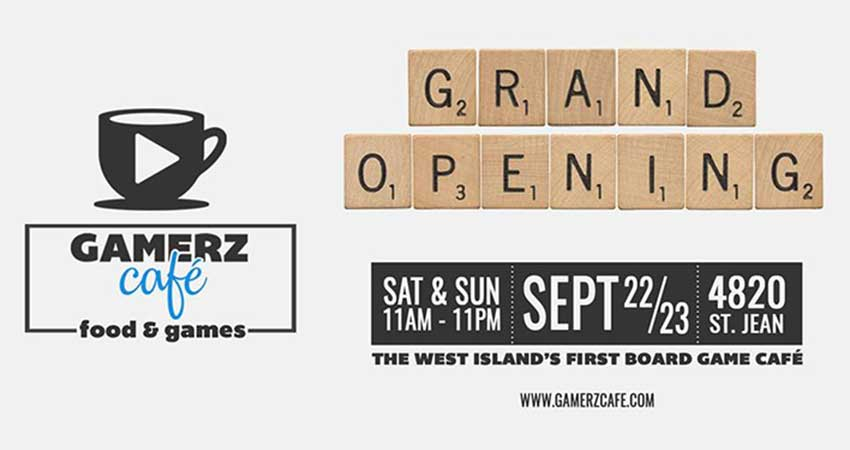 Gamerz Cafe Opening Weekend (Halal Food Available)