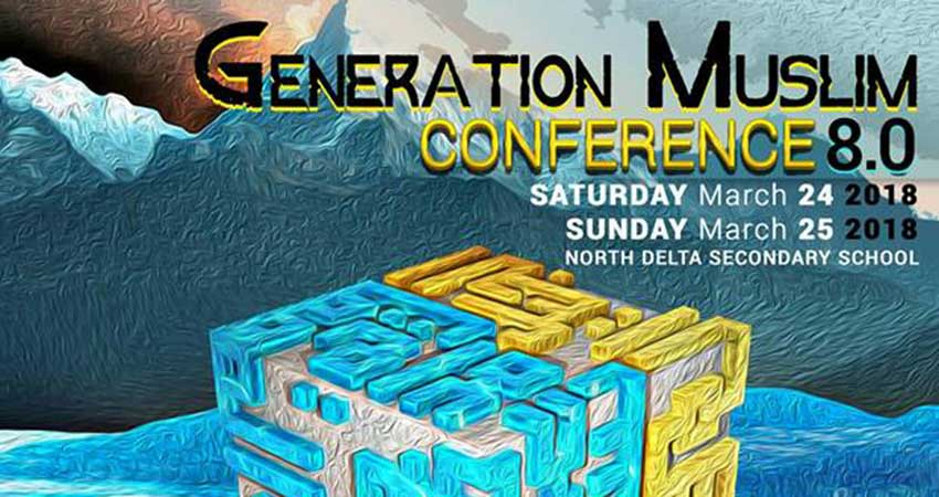 Generation Muslim Conference 8.0