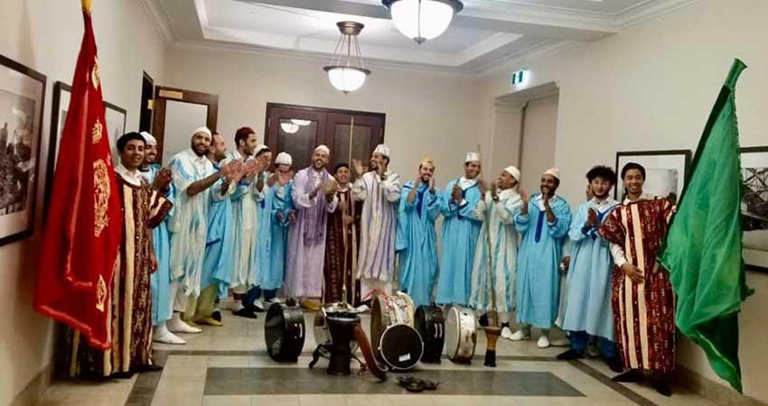 La musique spirituelle gnawa