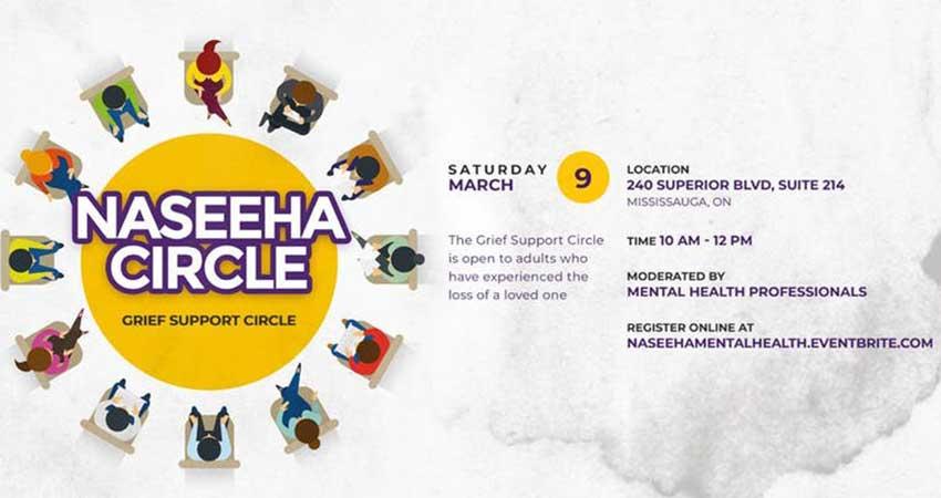 Naseeha Circle: Grief Support Circle
