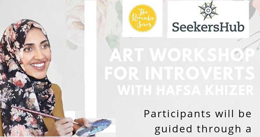 Seekers Hub - Art Healing Workshop for Introverts/ Empaths