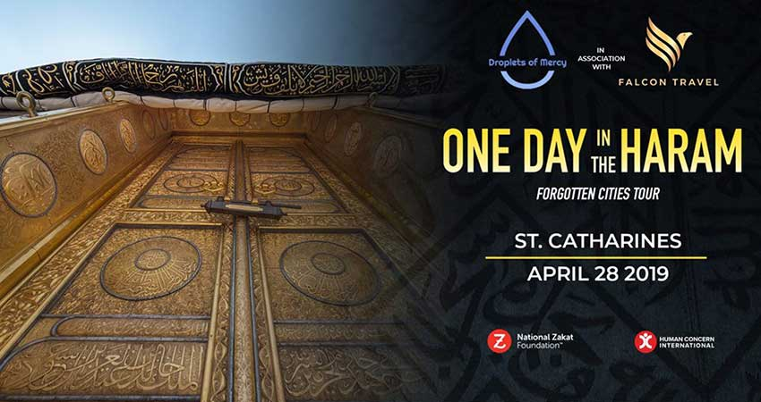 Documentary Screening: One Day in the Haram: St. Catharines Forgotten Cities Tour