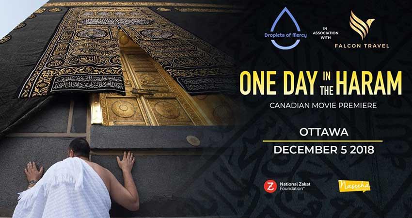 One Day in the Haram: Ottawa Premiere