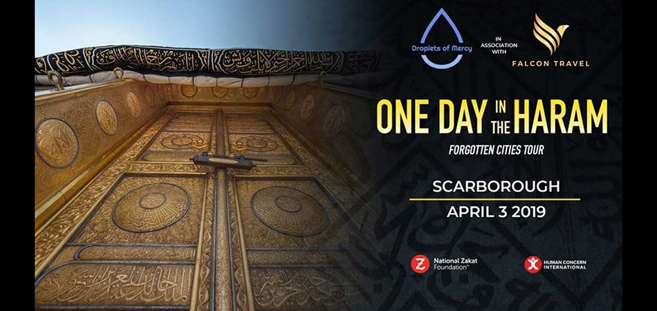 One Day in the Haram: Scarborough Forgotten Cities Tour