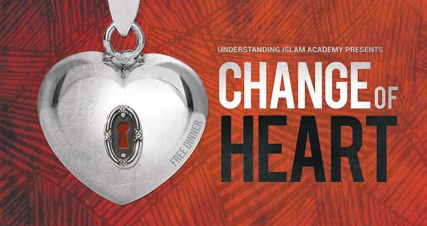 Understanding Islam Academy Canada Change of Heart: Peacemaking - Duaa