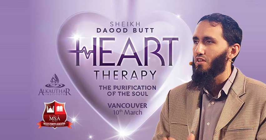 Heart Therapy: The Purification of the Soul