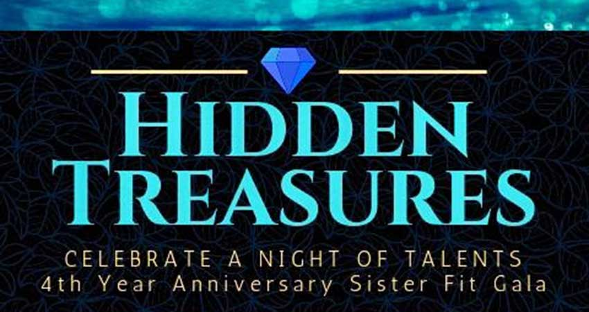 Hidden Treasures Sister Fit Gala