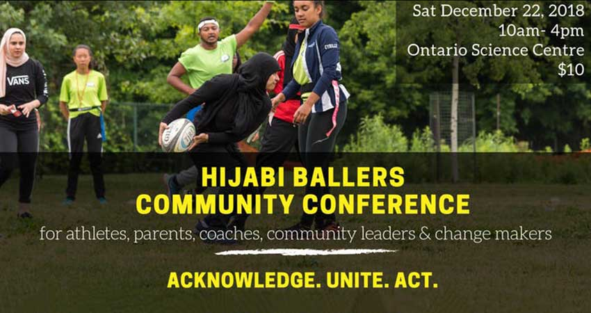 Hijabi Ballers Community Conference