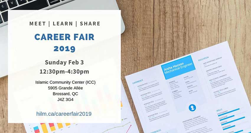 Hilm Career Fair 2019