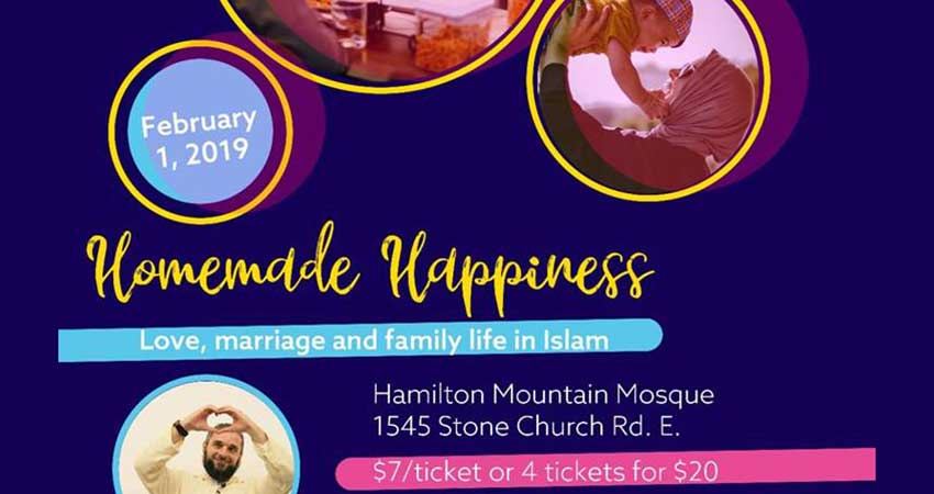 Homemade Happiness: Love, Marriage and Family Life in Islam