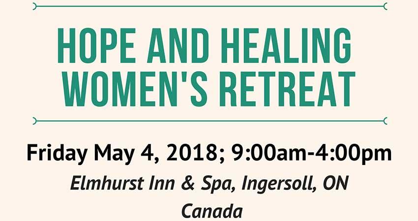 Hope & Healing Women's Retreat