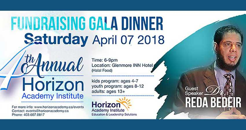 Horizon Academy Institute Annual Fundraising Gala Dinner