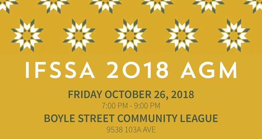 Islamic Family and Social Services Association - IFSSA 2018 Annual General Meeting