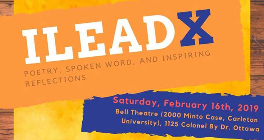 I.LEADx: Poetry, Spoken Word, Inspiring Reflections by Muslim Youth