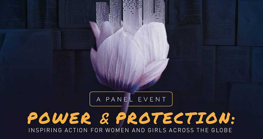 Islamic Relief Canada Power & Protection: Inspiring Action for Women and Girls