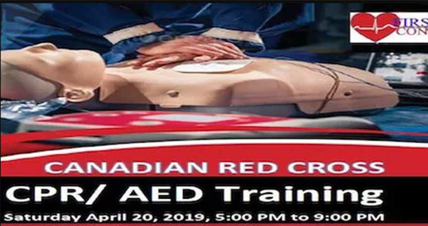 Canada Red Cross CPR / AED Training for Brothers and Sisters