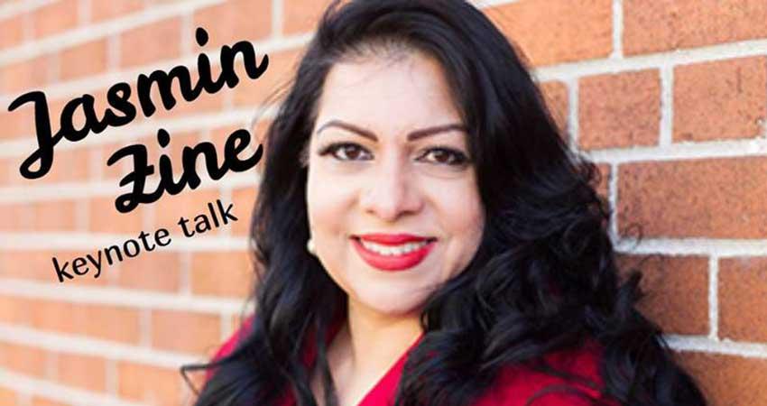 Summer Feminist Festival: Jasmin Zine Keynote: Gendered Orientalism and Islamophobia