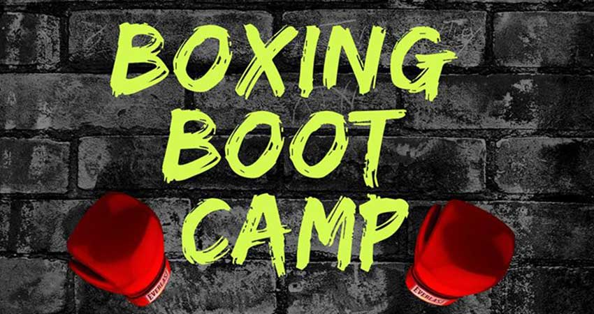 Boxing Boot Camp pour femmes