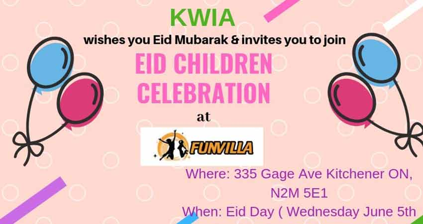 KWIA Children's Eid Celebration and Family Gathering