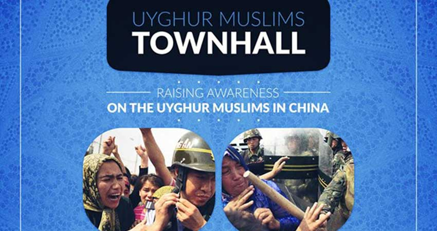 Madina Canada Uyghur Muslims Townhall | Raising Awareness on Uyghurs in China