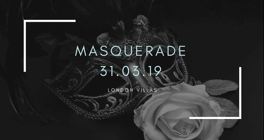 Annual Abaya & Tea: Masquerade (Ladies Only)