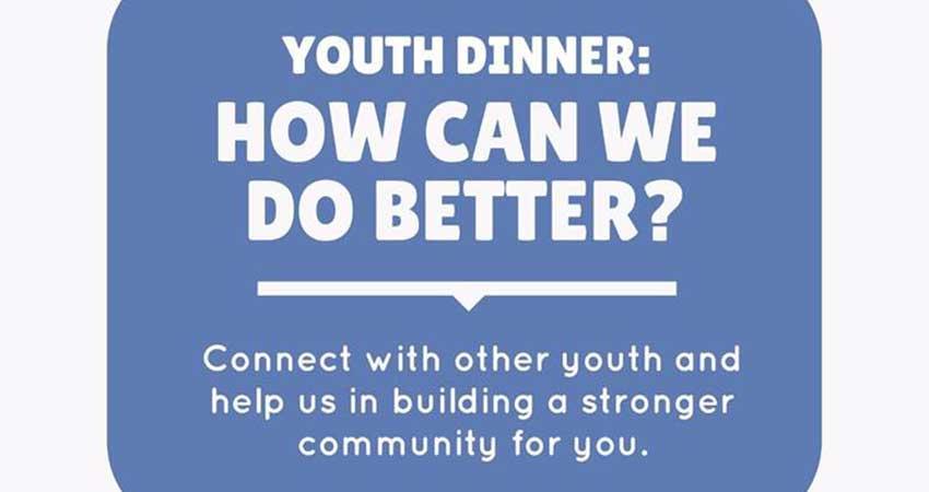 Masumeen Youth Dinner