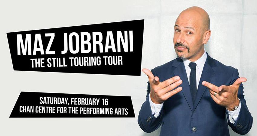 Maz Jobrani: The Still Touring Tour