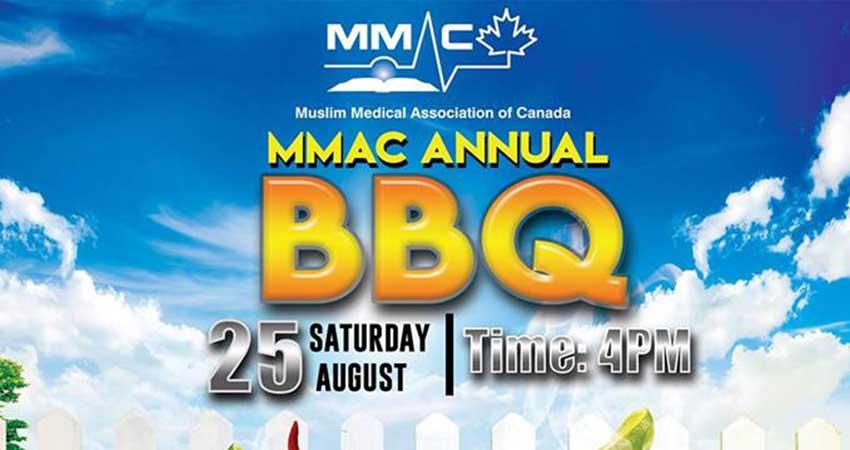 Muslim Medical Association of Canada Annual Summer BBQ