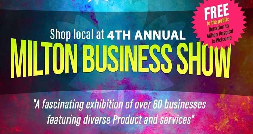 Annual Milton Business Show