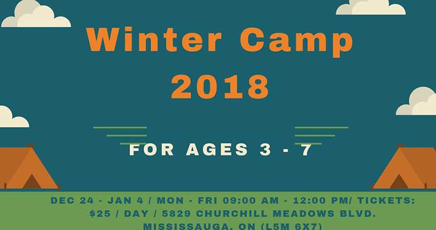 Mindful Muslim Montessori Winter Camp for Kids 3 - 7