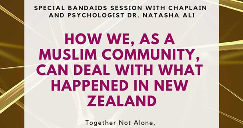 How We as a Muslim Community Can Deal with What Happened in New Zealand with Dr. Natasha Ali