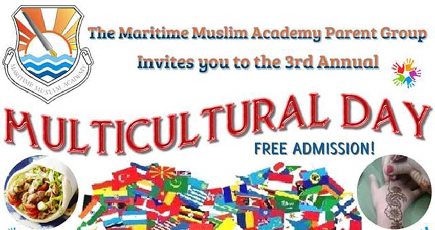 Maritime Muslim Academy Parents Group Multicultural Day