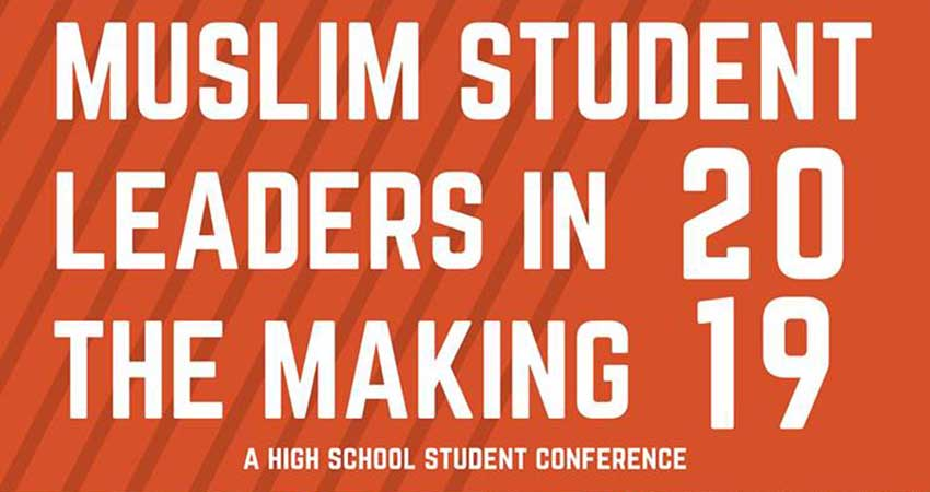 Gibraltar Leadership Academy Muslim Student Leaders in the Making Conference