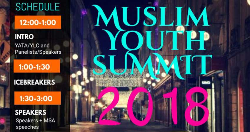 Muslim Youth Summit 2018