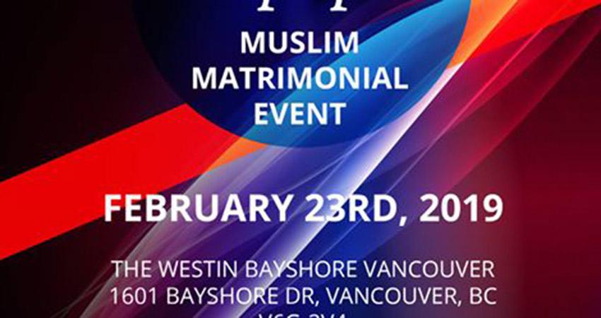 Muzproposal Matrimonial Networking Event