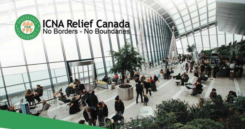ICNA Relief Canada Networking Event for Young Professionals & University Students