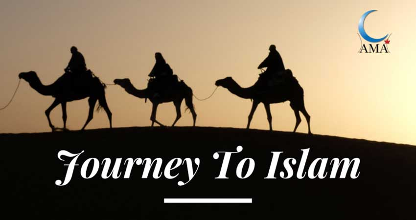 Journey To Islam: The Story of Salman Al Farsi (RA) with Special Guest Dr Atif Kabeer