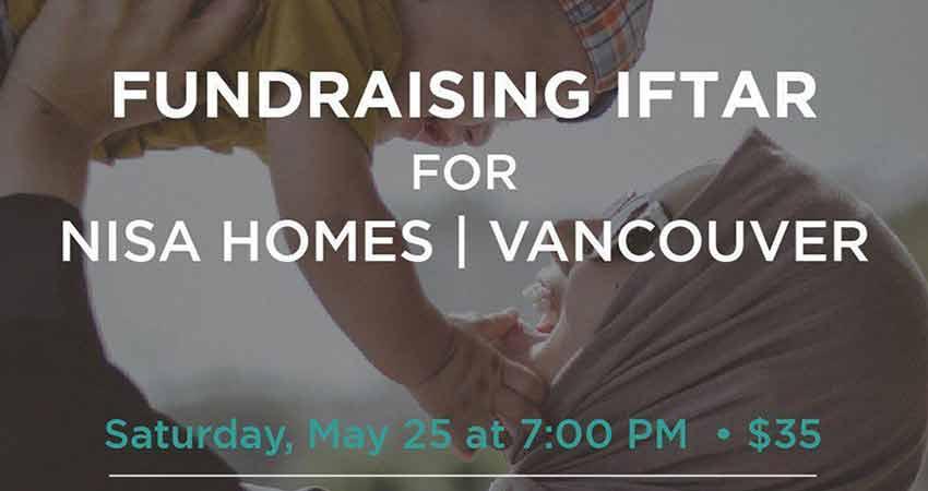 Nisa Homes Vancouver Iftar