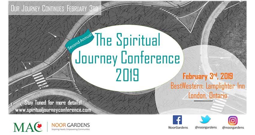 Noor Gardens The Spiritual Journey Conference