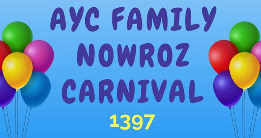 Afghan Youth Committee Family Nowroz Carnival