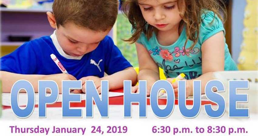 B-Smart Learning Center Open House