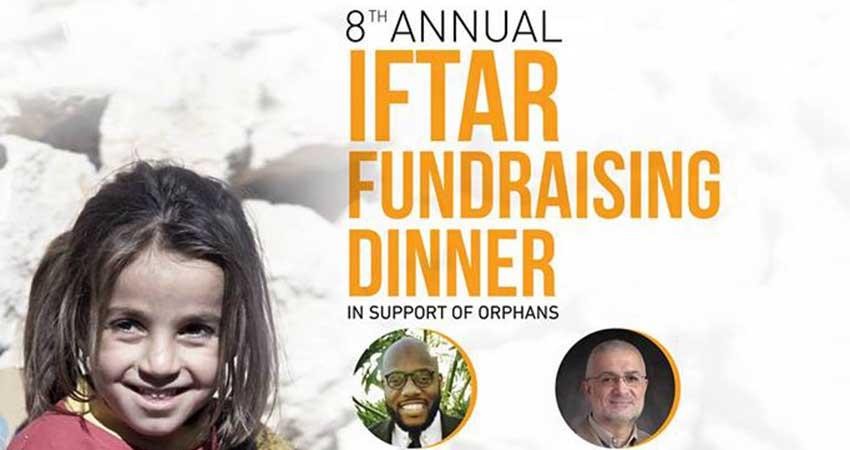Sponsoring Orphans Worldwide Iftar Fundraiser