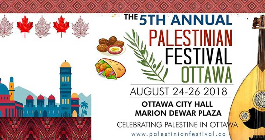 Ottawa Palestinian Festival