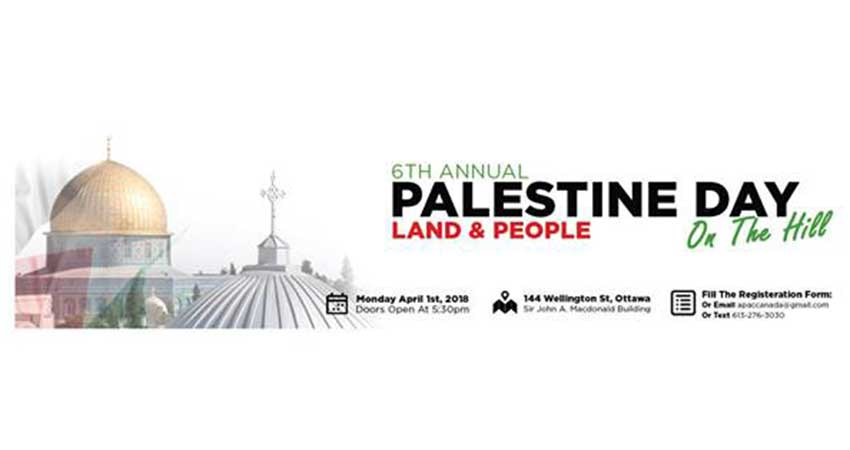 Palestine Day on the Hill 2019