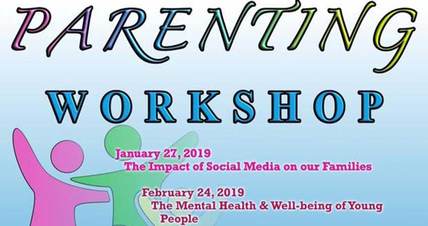 Parenting Workshop: Blueprint for Good Mental Health with Omar Zia