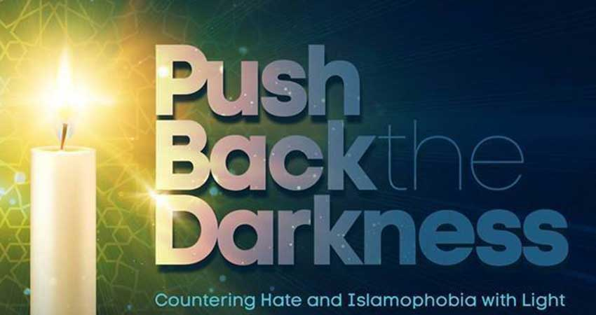 Pickering Push Back the Darkness Community Gathering: Remembering the Victims of the Quebec City Mosque Shooting
