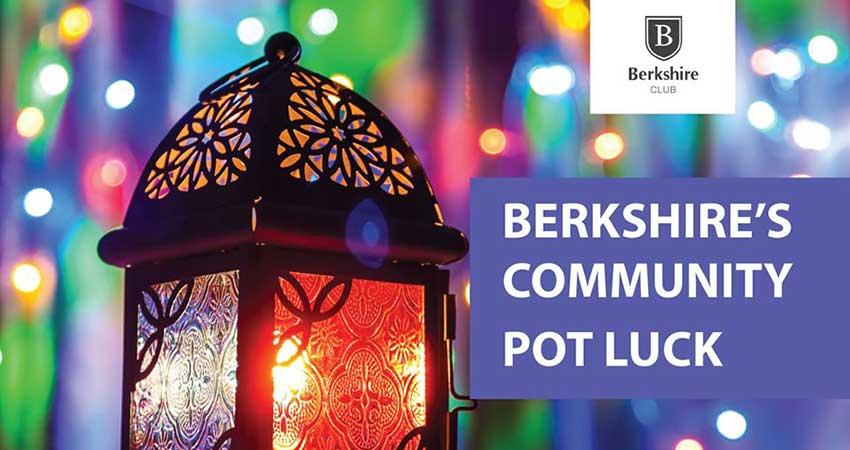 Berkshire Club Multicultural Community Potluck