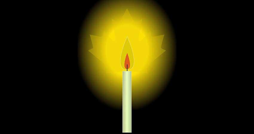Push Back The Darkness Brampton Vigil, Jan 29 Quebec City Mosque Attack Anniversary