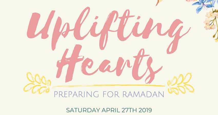 Uplifiting Hearts: Preparing for Ramadan (Sisters Only)