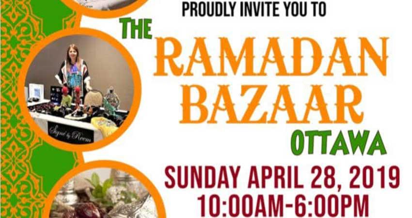 Ottawa Ramadan Bazaar